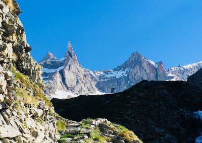 Stage Rocher haute montagne Dibona