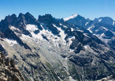 Stage Alpinisme raphael wagon guide barre des écrins