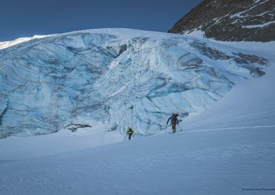 LaGrave ski de randonnée guide raphaël wagon