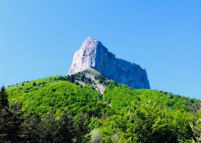 Mont Aiguille course rocheuse