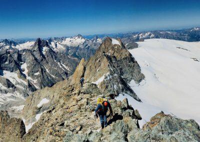Stage Alpinisme raphael wagon guide panorama