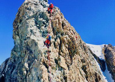 Râteau Ouest Alpinisme