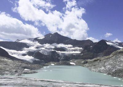 Glacier du grand Mean Vanoise