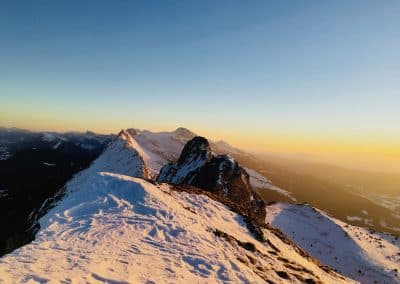 Ski de randonnée dans le Vercors