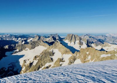 Ailefroide Orientale guide haute montagne
