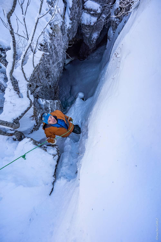 Raphaël Wagon guide de haute montagne vercors, écrins, alpes